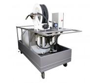 Unidade de Filtragem Pneumática Offline Lupus 9516-P Capacidade 500L ISO 220 45LPM