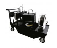 Unidade Elétrica Avançada de Filtragem e Abastecimento 220-380V Lupus 9517 Cap 200L ISO 680 55LPM