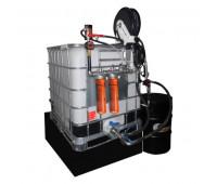 Unidade de Filtragem Elétrica Piusi 9522 Cap 1000L com 2 Elementos Filtrantes