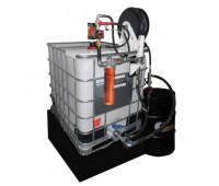 Unidade de Filtragem Pneumática Samoa 9525 Cap 1000L com 1 Elementos Filtrantes