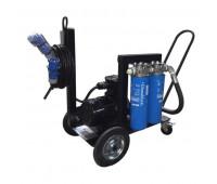 Unidade Móvel Elétrica de Transferência e Filtragem 380 Vac Lupus 9534 55 LPM