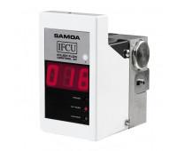 Válvula para Controle de Fluídos Samoa 9811 20LPM Entrada e Saída 1-2Pol