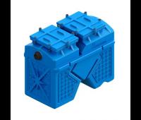 Caixa Separadora Água e Óleo 5000 L-Hora Zeppini MZP-ZP5000
