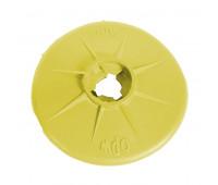 """Protetor de Respingo Amarelo OPW MIX-1174-V-AM Amarelo para Bico de Abastecimento 3/4"""""""