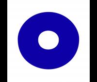 """Arruelas para Bombas de Graxa Trico LPK-37031 Azul Ø 1/4"""" 28"""