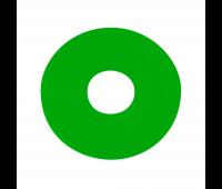 """Arruelas para Bombas de Graxa Trico LPK-37029 Verde Ø 1/4"""" 28"""