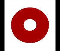 """Arruelas para Bombas de Graxa Trico MIX-37030 Vermelha Ø 1/4"""" 28"""