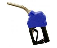 """Bico de Abastecimento Automático OPW MIX-11B-AZ Azul Entrada e Saída 3/4"""" Ponteira Alumínio"""