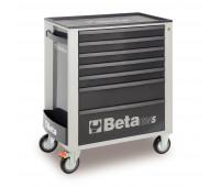 Carro para Ferramentas com 7 Gavetas Beta C24S/7-G Cinza