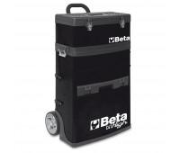 Carro para Ferramentas Tipo Trolley com 2 Módulos Beta C41H-N Preto