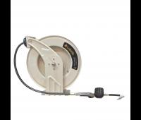 Carretel Automático com Medidor Mecânico para Óleo Lubrificante Lubmix MIX-CA12MM com 15MT Mangueira Ø 1/2 Pol