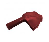 Capa Protetora de Bico Lubmix Vermelho 3-4 Polegadas
