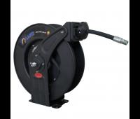 Carretel Automático para Óleo Lubrificante Água e Ar Comprimido Lapek LPK-1146010M com 10m de Mangueira Ø 1/2 Pol