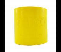 Colarinho para Bombas de Graxa Trico LPK-37036 Amarelo 120mm