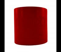 Colarinho para Bombas de Graxa Trico LPK-37038 Vermelho 120mm
