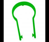 Correia de Segurança para Bombas de Tambor Verde Trico LPK-36986