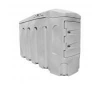 Sistema para Abastecimento de Arla 32 à Granel EBS EBS40000-01 4000 Litros 150Lpm 220V