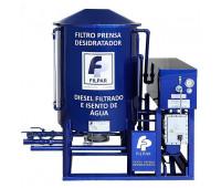 Filtro Prensa Desidratador Filpar FP9000W 220V ou 380V