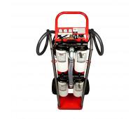 Unidade Móvel para Filtragem de Alta Viscosidade Trico MIX-36933 Pneumático