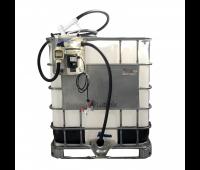 Unidade de Abastecimento Elétrica para Arla 32 Lubmix MIX-KIT312 Capacidade 1000 Litros com Medidor Digital 30LPM 12V