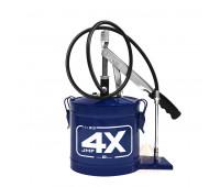 Bomba Manual para Graxa Hydronlubz 5303 para Graxas Especiais de Rolamentos  de 7 Kg
