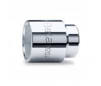 Soquete Sextavado Quadra 1/2 Polegada Beta 920A com 18 mm - Cromado