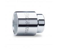 Soquete Sextavado Quadra 1/2 Polegada Beta 920A com 17 mm - Cromado