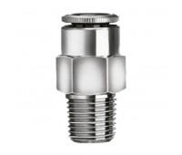 Conector Reto em Aço Lincoln K1036 1-8Pol