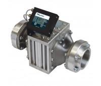 Medidor Digital para Óleo Lubrificante e Diesel Piusi 2180 Vazão de 500LPM 3 Polegadas NPT