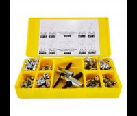 Kit-lubrificação-com-mix-de-pinos-graxeiros-Lubmix-código-MIX-12101-n01