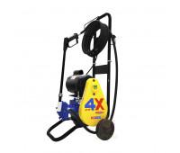 Lavadora para Uso Profissional Hydronlubz 16001 Motor Monofásico 220V