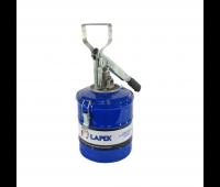 LPK-00025-Bomba-Manual-Tipo-Alavanca-para-Graxa-com-Reservatório-Lapek-Capacidade-de-5kg-n01