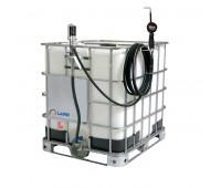 Unidade Pneumática de Abastecimento com Medidor Digital para Óleo Lubrificante Lapek LPK-1000MD 1000L 28 L/min