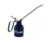 Bomba Almotolia Manual para Óleo Lubrificante Lapek LPK-113RB Bico Rígido Capacidade 500ml