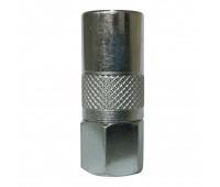 Acoplador Hidráulico para Graxa Lubmix LPK-1922N Universal 4 garras 1/8 Pol NPT 15mm 6.000 PSI