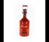 Aferidor 20 litros para Combustíveis Lapek LPK-AF20 Homologado pelo INMETRO
