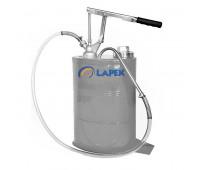 Bomba Manual de Alavanca para Óleo Lubrificante Lapek LPK-BMA218 - Capacidade 18 L