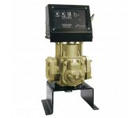 Bloco Volumétrico Registrador de 1.1/2 Pol com Numerador para Combustíveis Lapek LPK-BRNC6 de 04 Dígitos 150L/Min
