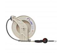 Carretel Automático para Óleo com Medidor Digital Lapek LPK-CA12MD com 15m de Mangueira Ø 1/2 Pol