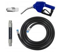 Conjunto para Abastecimento Lapek LPK-CA2P-AZ com Mangote Válvula Breakaway Mangueira e Bico Automático