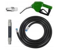 Conjunto para Abastecimento Lapek LPK-CA2P-VD com Mangote Válvula Breakaway Mangueira e Bico Automático