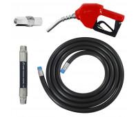 Conjunto para Abastecimento Lapek LPK-CA2P-VM com Mangote Válvula Breakaway Mangueira e Bico Automático
