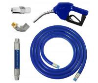 Conjunto para Abastecimento Lapek LPK-CA3C-AZ com Mangote Válvula Breakaway Mangueira Junta Giratória e Bico Automático