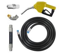Conjunto para Abastecimento Lapek LPK-CA3P-AM com Mangote Válvula Breakaway Mangueira Junta Giratória e Bico Automático