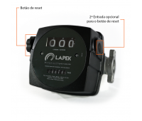 Medidor Mecânico 3 Dígitos para Diesel Lapek LPK-MD63D