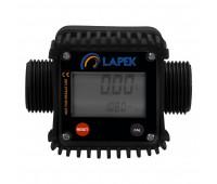 Medidor Digital para Diesel Lapek LPK-MEDK24 Entrada e Saída Ø 1 Pol BSP