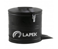 Reservatório para Bomba Manual de Alavanca para Graxa Lapek LPK-RBM7 Capacidade de 7kg