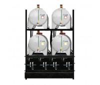 Sistema de Armazenamento Transferência e Filtragem Standard Lapek LPK-SATF04