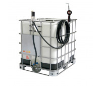 Unidade Pneumática de Abastecimento com Medidor Digital 1000 L Lubmix MIX-1000MD