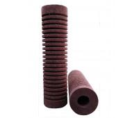 Elemento Filtrante Marrom Em Fibra De Celulose Sem Rosca Lubmix MIX-1008
